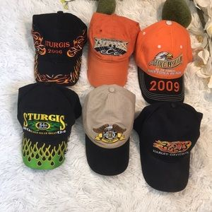 Harley Hat Bundle